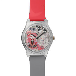Sweet Gothic Party Wrist Watch