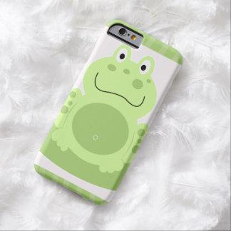 Sweet Green Frog Kids iPhone 6 Case