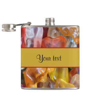 Sweet Gummi Bears Flasks