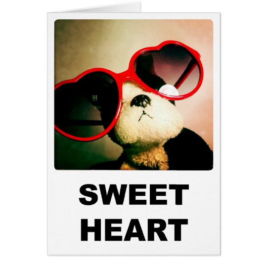 Sweet Heart Card