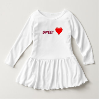 sweet heart dress
