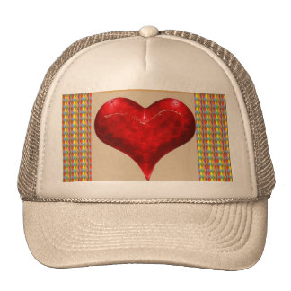 Sweet Heart - LOVE is in the air Trucker Hat