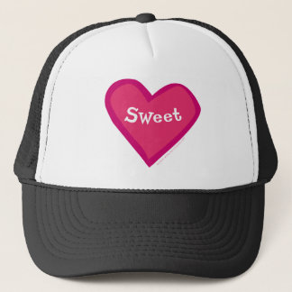 Sweet Heart Trucker Hat