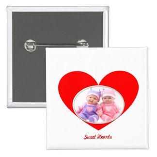 Sweet Hearts Pins