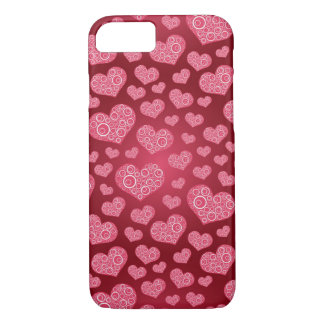 Sweet Hearts iPhone 7 case
