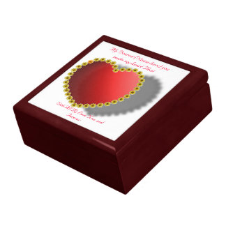 Sweet Hearts Love Gift Box