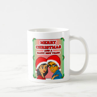 Sweet Honey Christmas Mug