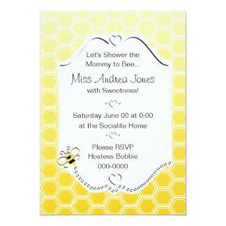 Sweet Honeycomb Card