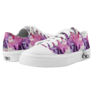 SWEET ICE CREAM MELT Low-Top SNEAKERS