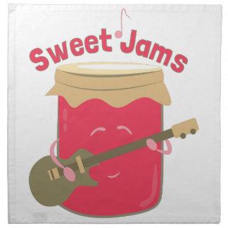 Sweet Jams Printed Napkin