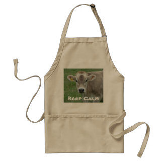 Sweet Jersey Cow Aprons
