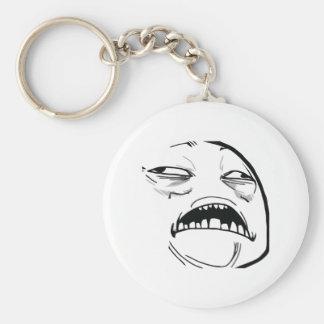 Sweet Jesus that's Good Basic Round Button Keychain