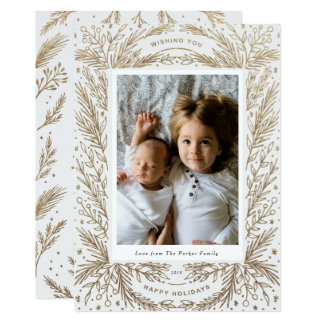 Sweet Joy / White Gold Card