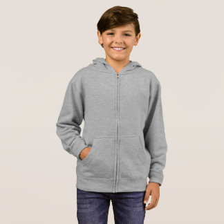 Sweet Justice Hoodie for Kids (grey)