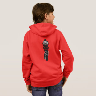 Sweet Justice Hoodie for Kids (red)