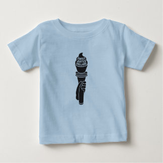Sweet Justice Toddler T-Shirt (blue)