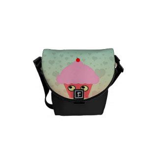 Sweet Kawaii Cupcake Commuter Bags