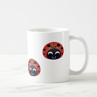 Sweet Ladybug Mug