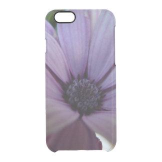 Sweet Lavendar Daisy Clear iPhone 6/6S Case