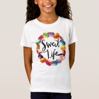 Sweet Life Macaron Cookies T-Shirt