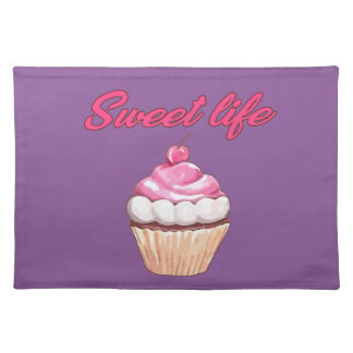 Sweet life placemat