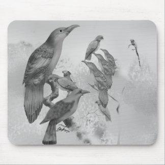 Sweet Li'l Aussie Birds Mouse Pad