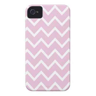 Sweet Lilac Pink Chevron Iphone 4S Case Case-Mate iPhone 4 Case