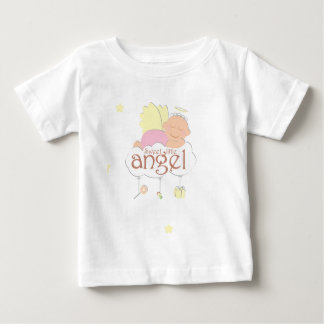 Sweet little angel blue.ai baby T-Shirt