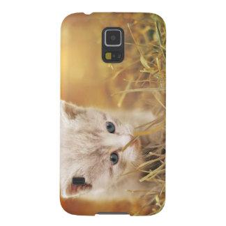 Sweet Little Cat Case For Galaxy S5