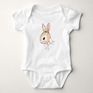 Sweet Little Easter Bunny Baby Jersey Bodysuit