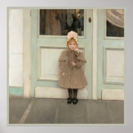 Sweet little Jeanne CC0070 Poster
