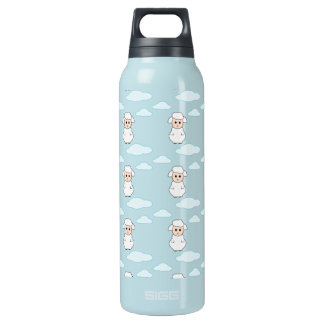 Sweet Little Lamb Insulated Water Bottle