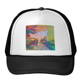 SWEET LITTLE SPRING THING TRUCKER HAT
