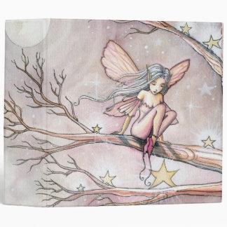 Sweet Little Tree Fairy Binder by Molly Harrison