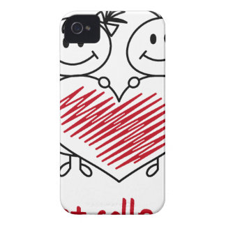sweet love collection Case-Mate iPhone 4 cases