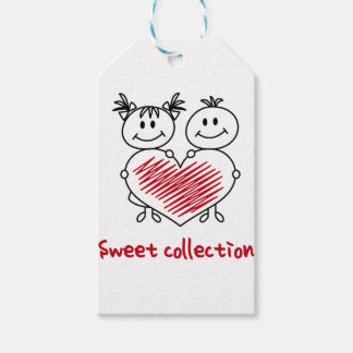 sweet love collection gift tags