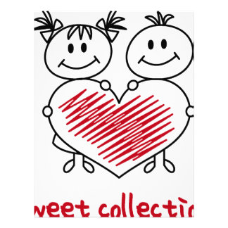 sweet love collection letterhead