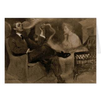 Sweet Magic of Smoke 1903 Card