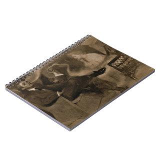 Sweet Magic of Smoke 1903 Note Book