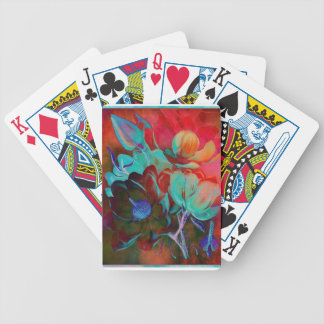 SWEET MAGNOLIA EVENING BICYCLE PLAYING CARDS