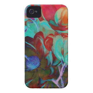 SWEET MAGNOLIA EVENING iPhone 4 COVERS