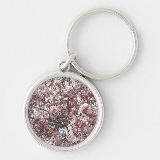 Sweet Magnolia Key Chain