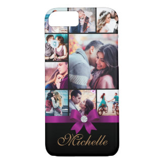 Sweet Memories Photo Collage iPhone 7 Case