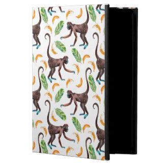 Sweet Monkeys Juggling Bananas Cover For iPad Air
