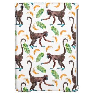 Sweet Monkeys Juggling Bananas iPad Air Case