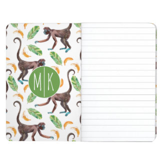 Sweet Monkeys Juggling Bananas | Monogram Journal