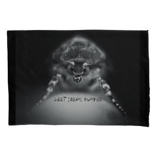 Sweet moth dreams pillow case