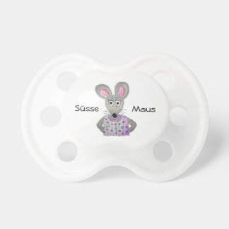 Sweet mouse pacifier