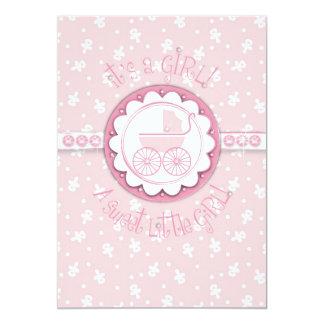 Sweet One Girl Card 2