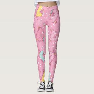 Sweet one unicorn-put-went leggings